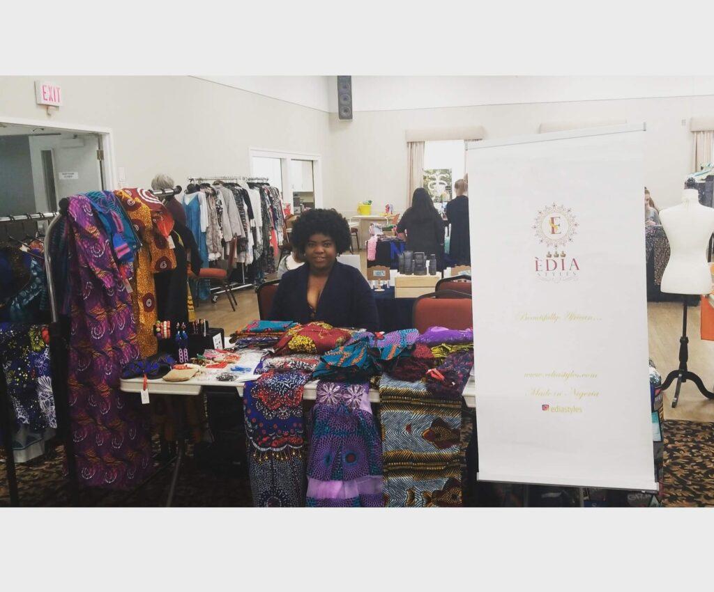 Èdia Styles 2nd Vendor Event