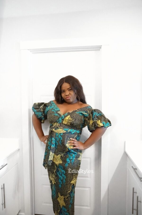 Ediastyle-dress - Ade Dress
