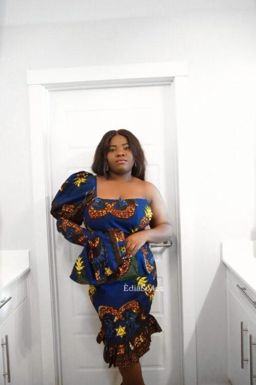 Ediastyle-dress Suwa Dress